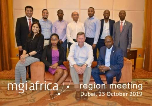 MGI Africa region meets ahead of the MGI Worldwide 2019 Annual General Meeting