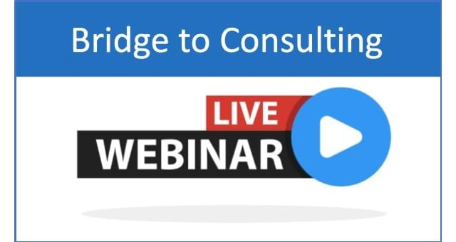 The Bridge to Consulting