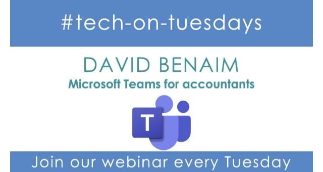 Microsoft Teams for accountants