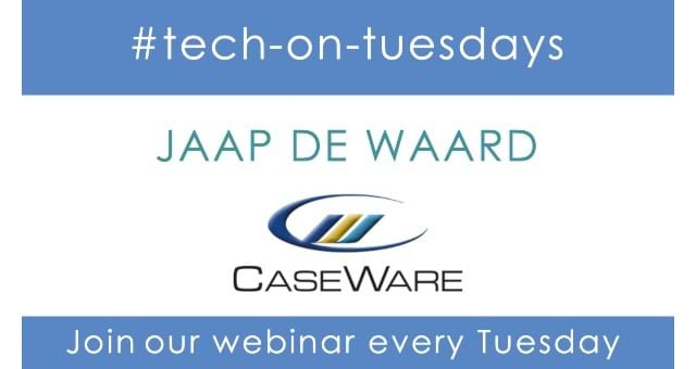 How to optimise your work with CaseWare - for new users