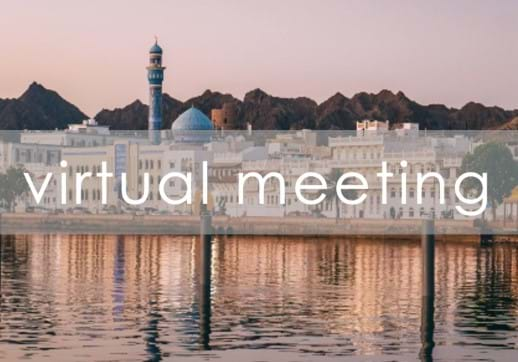 MENA meeting planned for Oman goes virtual with MGI Worldwide and CPAAI members attending from across the region