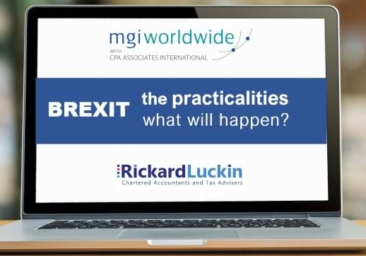 Want to stay updated on the practical steps to take regarding Brexit? Watch our 'Brexit: The Practicalities' webinar, now available to watch on demand!