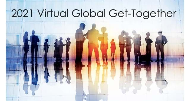 2021 Virtual Global Get-Together PROVISIONAL DATE