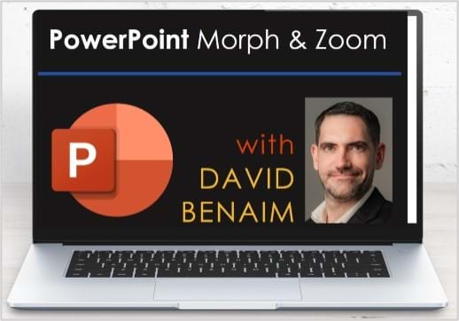 Discover how to create engaging presentations with PowerPoint morph animations and zooming effects